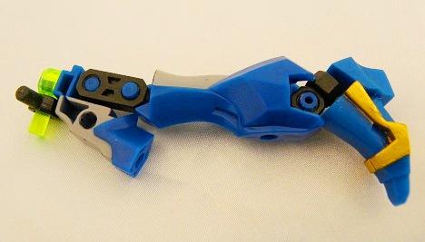 脚部基本構造
