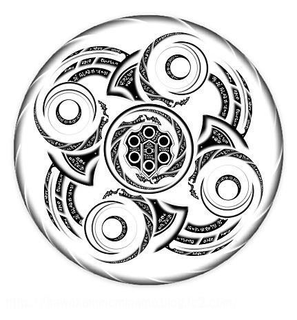 神穿の円環弾倉(アテイスト・シリンダー)