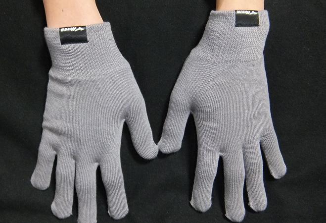 ブレスサーモ手袋