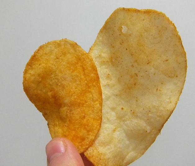 ポテトチップス コンソメWパンチ