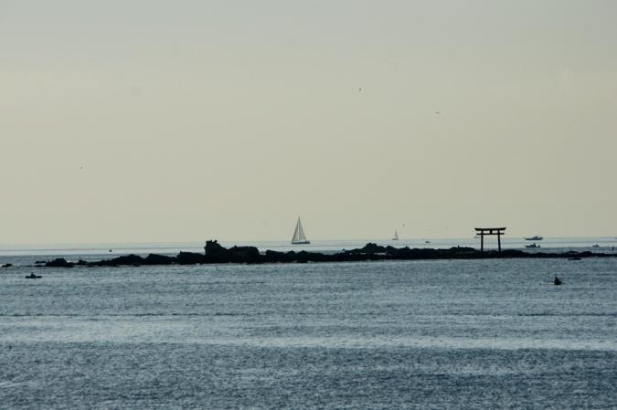 DSC08890葉山の海