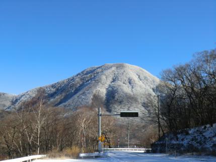 新坂平から黒檜山