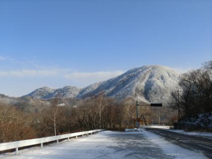 新坂平から黒檜山、小黒檜山まで霧氷