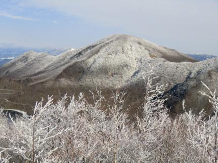 黒檜山は賑やかかな