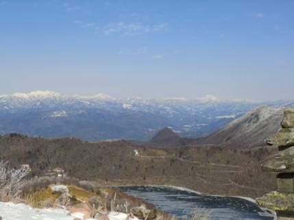 上州武尊山、至仏山、燧ケ岳