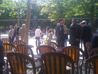 Cafe at Paris