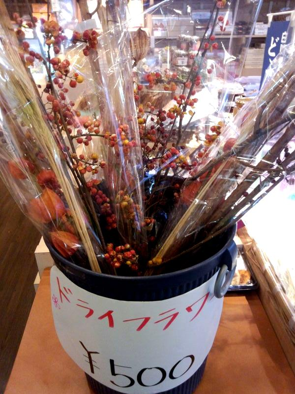 道の駅 飛騨白山~秋の旬野菜キノコなど色々 ⑦