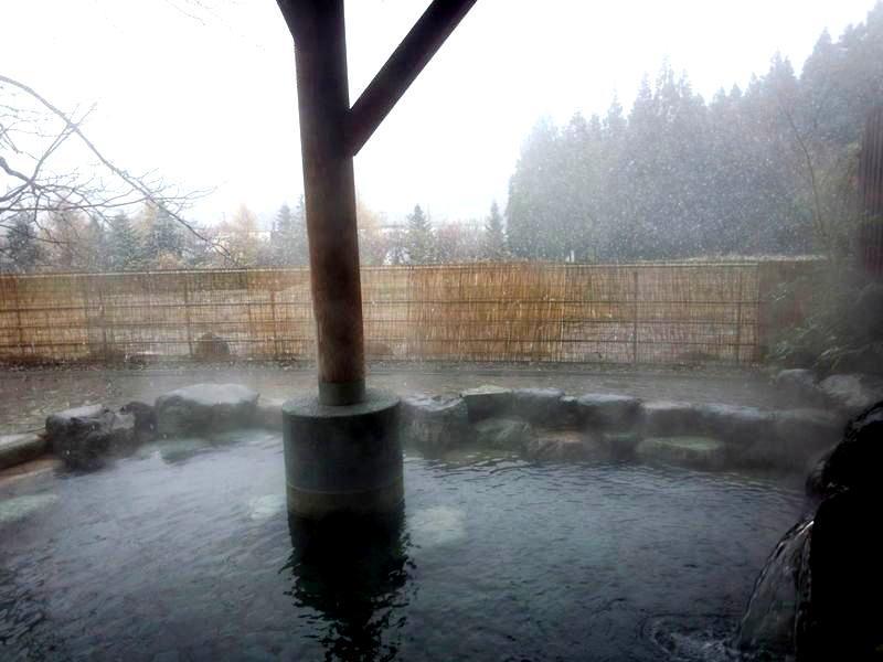 世界遺産白川郷より南へ約15分国道156号線沿いの素朴な温泉地 源泉100%かけ流し 大白川の湯 平瀬温泉 ⑭