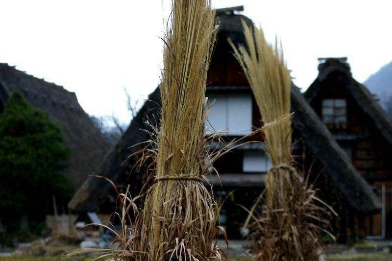 ~世界遺産 白川郷~ 今年最後の月もお手軽に温泉旅行をお楽しみいただけますね♪ ⑤