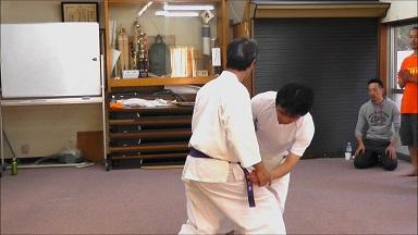 東京稽古50 2013年11月 かわし2 感覚稽古