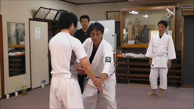 東京稽古52 2013年11月 かわし4 手首をとらせて