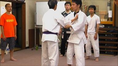 東京稽古61 2013年11月 襟と袖を掴んで