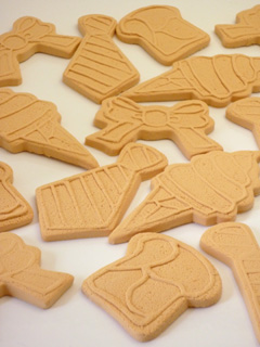 宿題クッキー