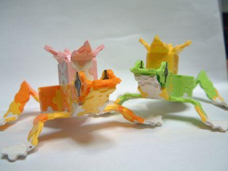 Flower Frogs 031