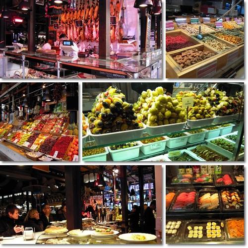 スペイン・マドリード(サン・ミゲル市場)