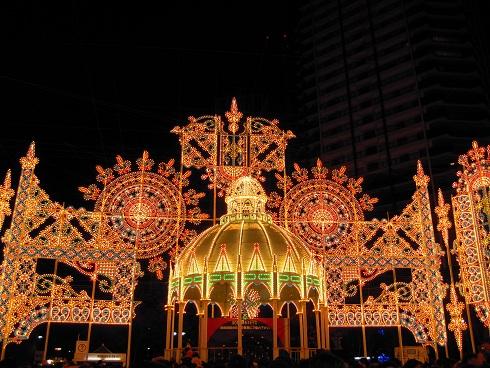 2012・神戸ルミナリエ (4)