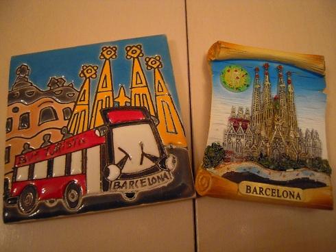 バルセロナで買い物