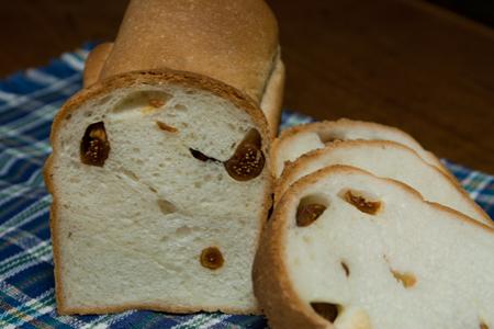 いちぢくパン切り口