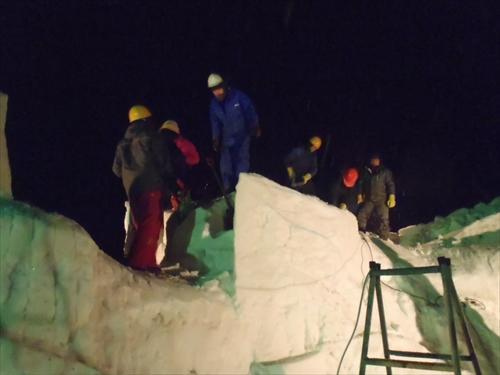 スキー場雪像2014年2月6日 (4)_R
