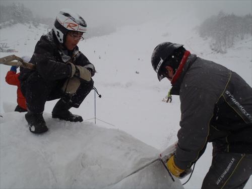 スキー場雪像2014年2月8日 (6)_R