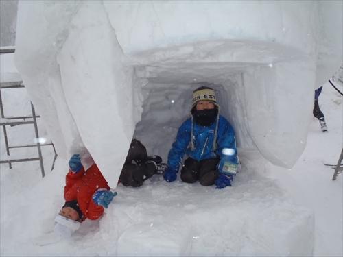 スキー場雪像2014年2月8日 (10)_R