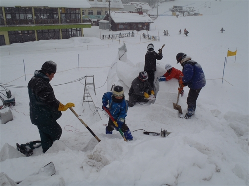 スキー場雪像2014年2月8日 (9)_R