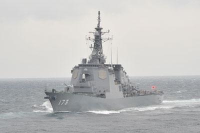 イージス艦1