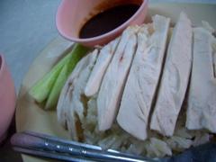 バンコク鶏御飯