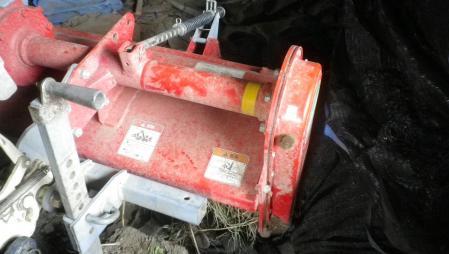 トラクターの整備1
