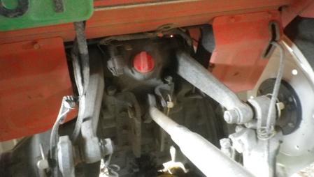 トラクターの整備2
