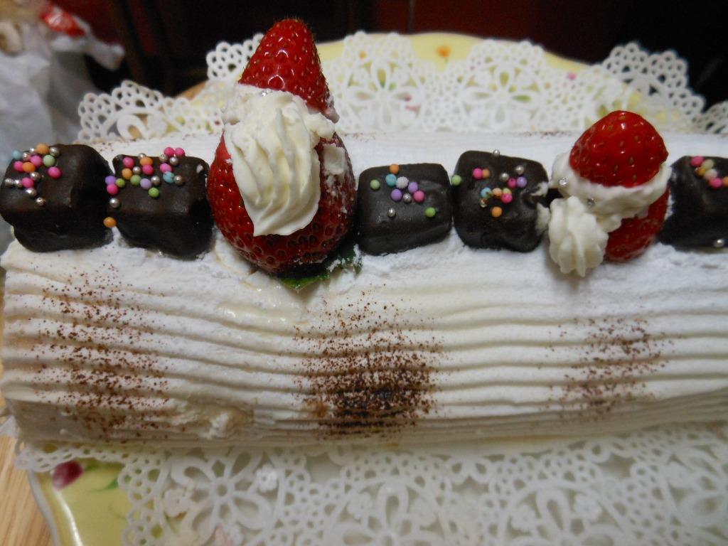 金太郎ママの手作りケーキ♪