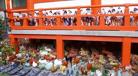 日本人形 干支人形