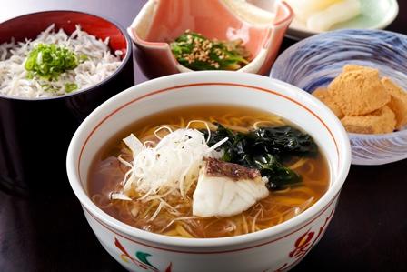 紀州加太 鯛 ラーメン