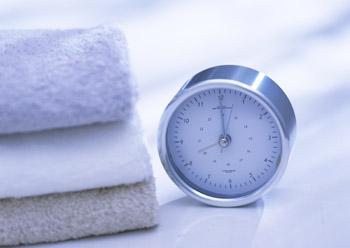 質の良い快適な睡眠で痩せ体質