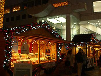 ドイツクリスマスマーケット2012