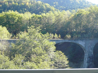 旧国鉄士幌泉アーチ橋