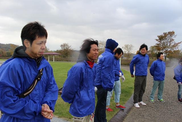 ハーフマラソン前日受付・準備 (4)