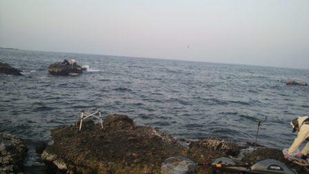 2012.05.01 フグラ釣り座