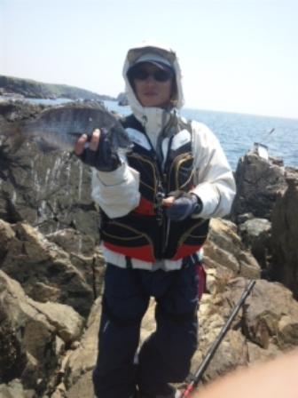 2012.05.27 イシオカくん 男岩ハナレ