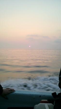 2012.06.30 出船