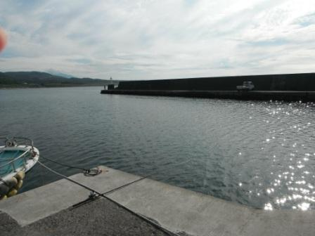 2012.08.17 知布泊漁港 2