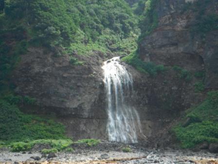 2012.08.17 知床 カムイワッカ大滝