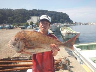 2012.08.19 ジュンヤさん 88cm