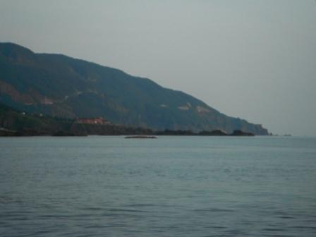 2012.09.08 エビスハナレから南向