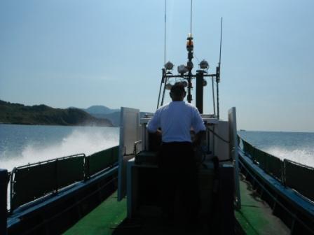 2012.09.08 島替え 父撮