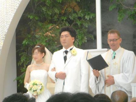 2012.10.14 結婚式