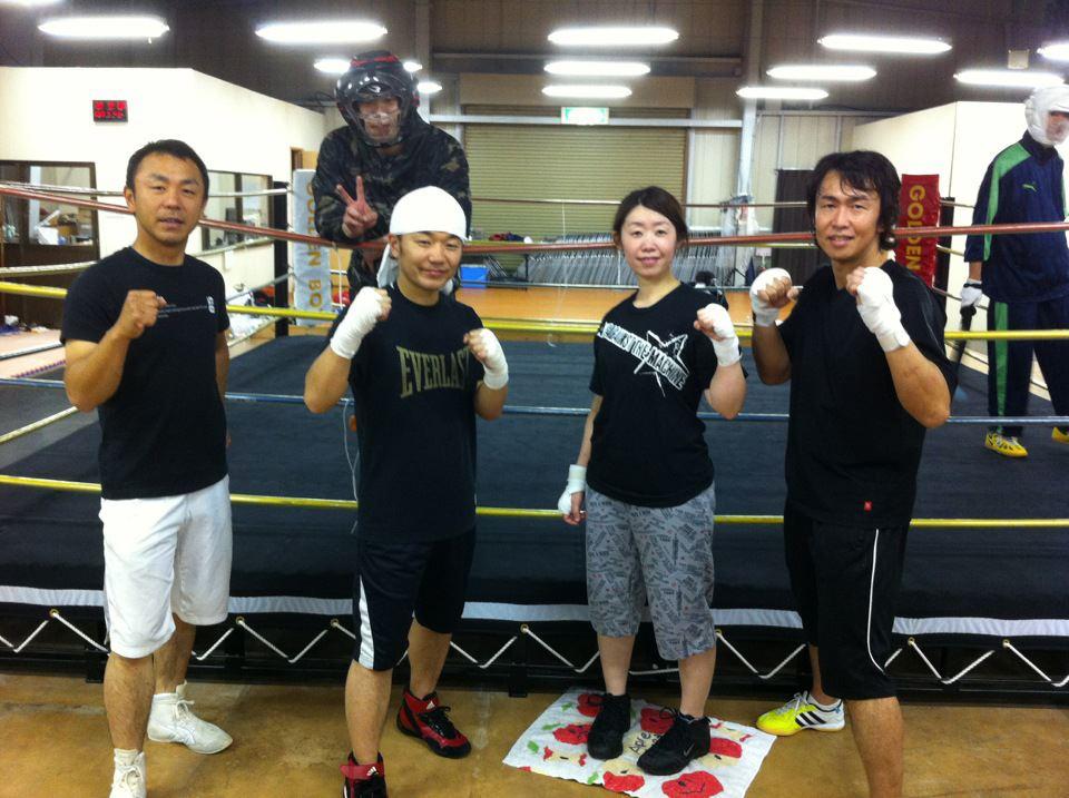 V10ボクシング会員