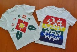 2012夏休み教室Tシャツ