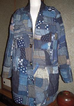 ツギハギ布 ジャケット