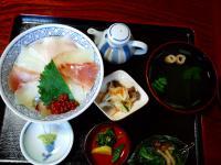 s-海鮮丼定食